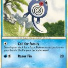 Pokemon HS Unleashed Single Card Common Poliwag 58/95