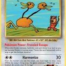 Pokemon XY Evolutions Single Card Secret Rare Imakuni?'s Doduo 112/108