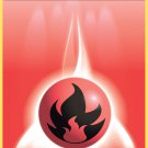 Pokemon XY Evolutions Single Card Common Fire Energy 92/108