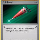 Pokemon XY Evolutions Single Card Uncommon Full Heal 78/108