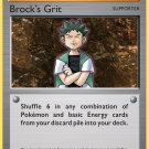 Pokemon XY Evolutions Single Card Uncommon Brock's Grit 74/108