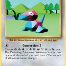 Pokemon XY Evolutions Single Card Uncommon Porygon 71/108