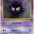 Pokemon XY Evolutions Single Card Common Gastly 47//108