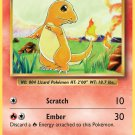 Pokemon XY Evolutions Single Card Common Charmander 9/108