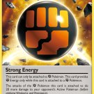 Pokemon XY Furious Fists Single Card Uncommon Strong Energy 104/111