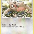 Pokemon XY Furious Fists Single Card Uncommon Slakoth 81/111