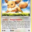 Pokemon XY Furious Fists Single Card Common Eevee 80/111