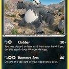 Pokemon XY Furious Fists Single Card Rare Pangoro 68/111