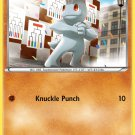 Pokemon XY Furious Fists Single Card Common Machop 44/111