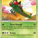 Pokemon HS Triumphant Single Card Uncommon Yanmega 54/102
