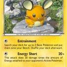 Pokemon XY Furious Fists Single Card Uncommon Dedenne 34/111