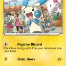Pokemon XY Furious Fists Single Card Common Minun 32/111
