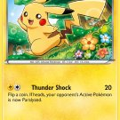 Pokemon XY Furious Fists Single Card Common Pikachu 27/111
