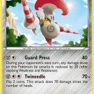 Pokemon B&W Noble Victories Single Card Rare Escavalier 80/101