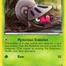 Pokemon B&W Noble Victories Single Card Common Shelmet 11/101