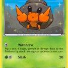 Pokemon B&W Noble Victories Single Card Common Dwebble 6/101