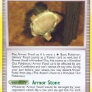 Pokemon D&P Mysterious Treasures Single Card Common Armor Fossil 116/123