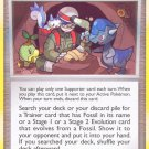 Pokemon D&P Mysterious Treasures Single Card Uncommon Fossil Excavator 111/123