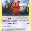 Pokemon D&P Mysterious Treasures Single Card Common Teddiursa 105/123