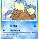 Pokemon D&P Mysterious Treasures Single Card Common Spheal 102/123