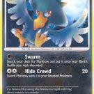 Pokemon D&P Mysterious Treasures Single Card Common Murkrow 90/123
