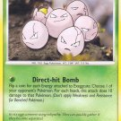 Pokemon D&P Mysterious Treasures Single Card Common Exeggcute 82/123