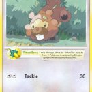 Pokemon D&P Mysterious Treasures Single Card Common Bidoof 73/123