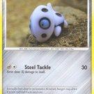 Pokemon D&P Mysterious Treasures Single Card Common Aron 71/123