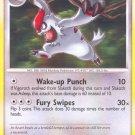 Pokemon D&P Mysterious Treasures Single Card Uncommon Vigoroth 68/123