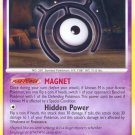 Pokemon D&P Mysterious Treasures Single Card Uncommon Unown M 66/123