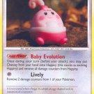 Pokemon D&P Mysterious Treasures Single Card Uncommon Happiny 52/123