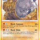 Pokemon D&P Mysterious Treasures Single Card Uncommon Graveler 51/123