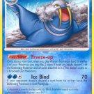 Pokemon D&P Mysterious Treasures Single Card Rare Walrein 39/123