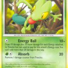 Pokemon D&P Great Encounters Single Card Common Treecko 90/106