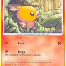 Pokemon D&P Great Encounters Single Card Common Torchic 89/106