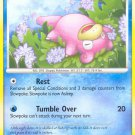 Pokemon D&P Great Encounters Single Card Common Slowpoke 82/106