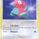 Pokemon D&P Great Encounters Single Card Common Porygon 81/106