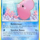 Pokemon D&P Great Encounters Single Card Common Luvdisc 77/106