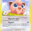 Pokemon D&P Great Encounters Single Card Common Jigglypuff 72/106