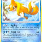 Pokemon D&P Great Encounters Single Card Uncommon Floatzel 37/106