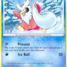 Pokemon D&P Great Encounters Single Card Uncommon Delibird 36/106