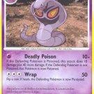 Pokemon D&P Great Encounters Single Card Uncommon Arbok 33/106