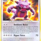 Pokemon D&P Great Encounters Single Card Rare Exploud 17/106