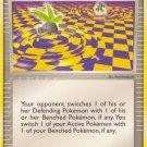 Pokemon EX Crystal Guardians Single Card Uncommon Warp Point 84/100