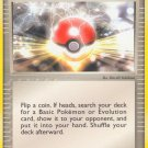 Pokemon EX Crystal Guardians Single Card Uncommon Poke Ball 82/100