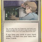 Pokemon EX Crystal Guardians Single Card Uncommon Bill's Maintenance 71/100