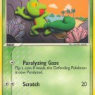 Pokemon EX Crystal Guardians Single Card Common Treecko 67/100