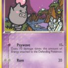 Pokemon EX Crystal Guardians Single Card Common Spoink 62/100