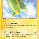 Pokemon EX Crystal Guardians Single Card Common Electrike 52/100