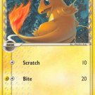 Pokemon EX Crystal Guardians Single Card Common Charmander δ 49/100